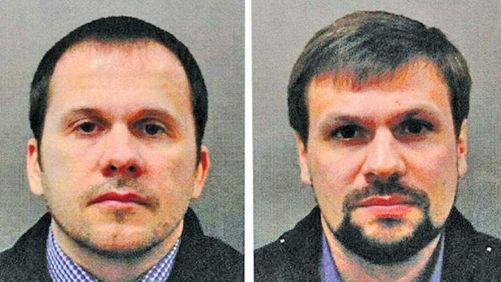 rusi Doua mandate de arest in cazul Skripal