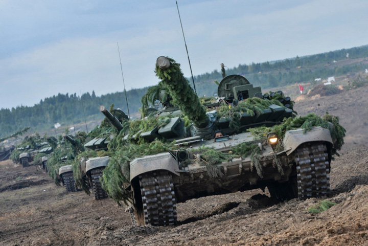 rusia 1 Rusia: Romani, nu va temeti de manevrele noastre militare