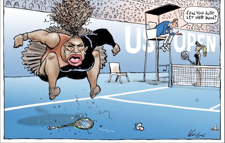 serena 1 Serena o incaseaza la greu