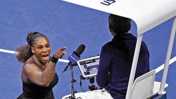 serena 2 Serena o incaseaza la greu