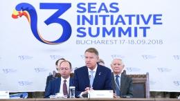 small 3 seas initiative bucharest   18 sep 2018 16 Iohannis, concluzii: Un summit excelent, in ciuda dificultatilor de politica interna
