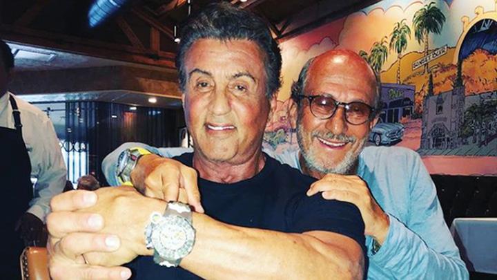 stallone Parteneriat Richard Mille Sylvester Stallone