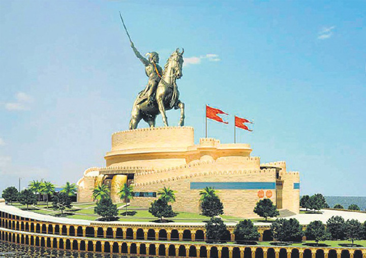 statuie memorial India ridica cele mai mari statui din lume