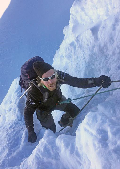 2 1 Miliardarul Richard Branson si fiul sau, la un pas de moarte in Alpi