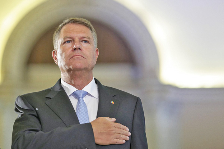 Iohannis Iohannis a descoperit ca Romania nu are infrastructura