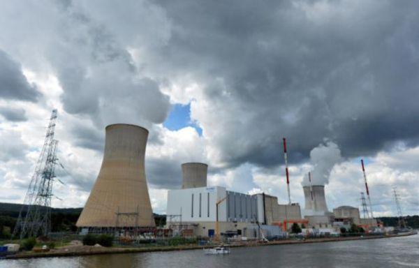 centrala Explozie atomica in Belgia