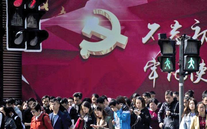 china 1 Cum dispar opozantii lui Xi Jinping