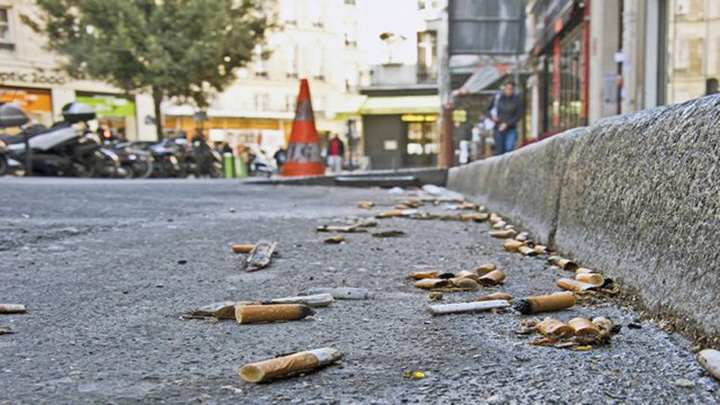 chistoace 1 Bruxelles pune gigantii tutunului sa stranga chistoacele