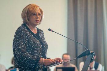 cretu 350x233 Romania a preluat presedintia Consiliului UE. Corina Cretu: Acest mandat de sase luni are loc intr un moment plin de provocari