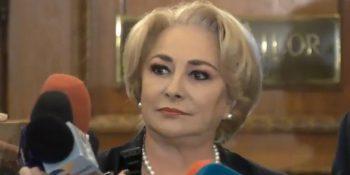 dancila 4 350x175 Dancila, la Indagra: nu am sa fac o evaluare a ministrilor acum