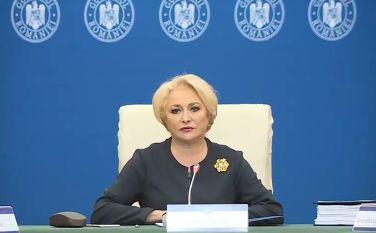dancila guvern 1 Dancila, dupa amanarea anuntata de Iohannis: presedintele face tot posibilul sa blocheze activitatea Guvernului