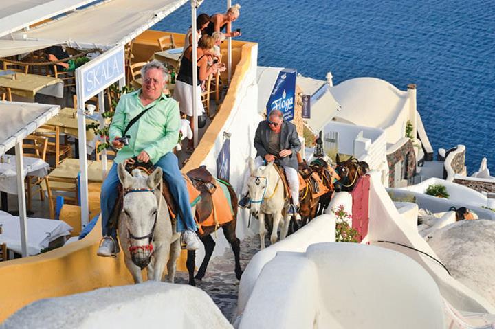 grecia 1 Grecia pune la punct turistii grasi
