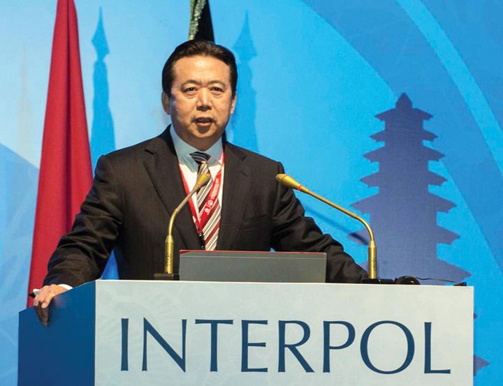 interpol 1 Cum dispar opozantii lui Xi Jinping