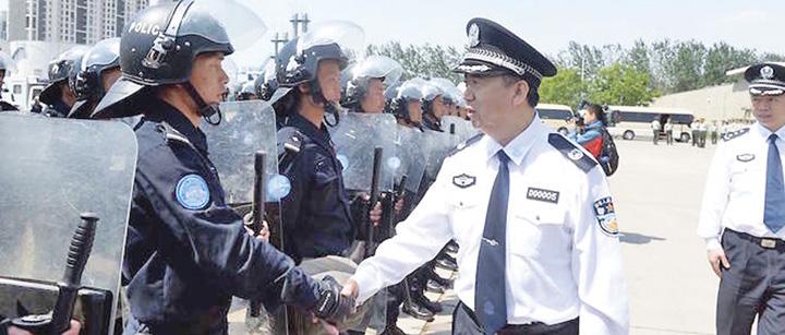"interpol Seful Interpol, ultima victima a ""unchiului"" Xi"