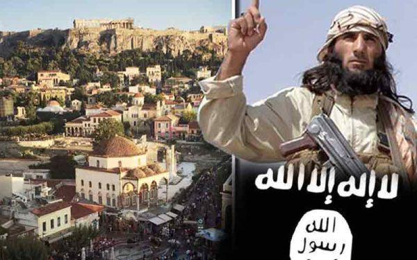 isis 1 Insula greceasca, sub asediul ISIS