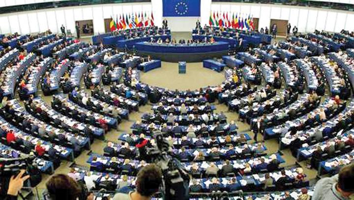 parlament Hartuirea sexuala din Parlamentul European se poate turna
