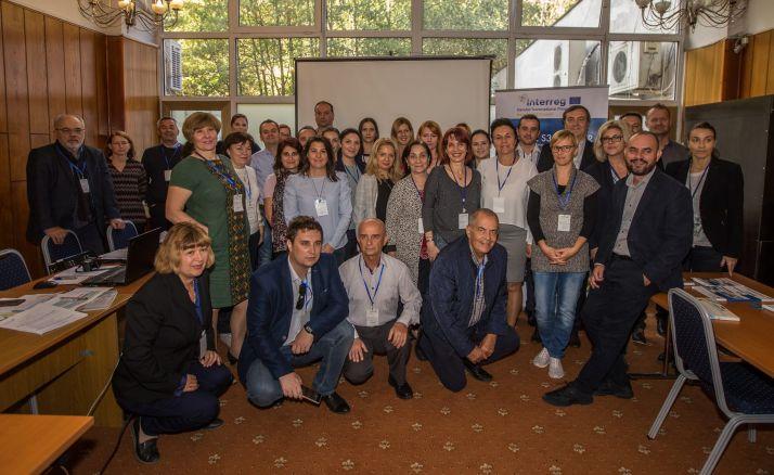 """parteneri danube Conferința de lansare a proiectului """"Danube S3 Cluster"""""""