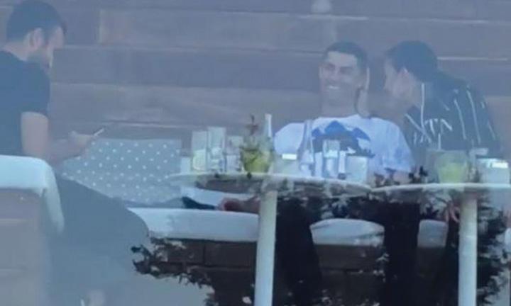 ronaldo 1 1 Real Madrid l a obligat pe Ronaldo sa o plateasca pe Kathryn Mayorga