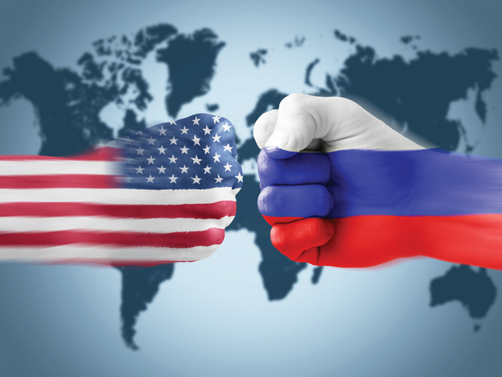 "russia vs usa wheres the gold going SUA ameninta Rusia: ""Va distrugem tot arsenalul nuclear!"""
