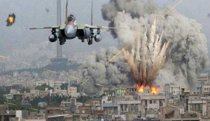 siria 18.000 de persoane ucise in Siria de raidurile rusesti