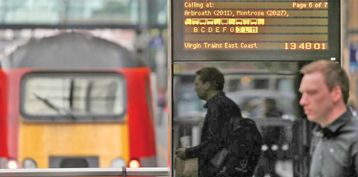 trenuri britanice In 2018, companiile feroviare britanice s au scuzat de 420.000