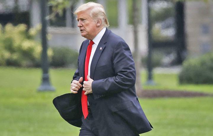 trump 1 Cu ce bani a ramas Trump