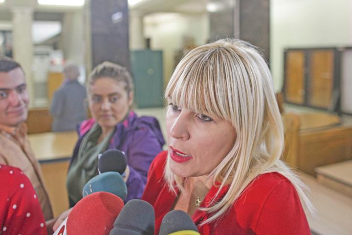 udrea 1 Udrea vrea sa fie aparata de Romania impotriva Romaniei
