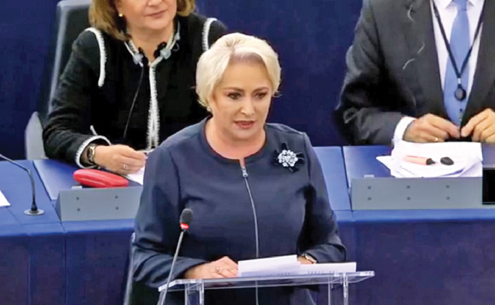 viorica dancila parlamentul european Ce ne asteapta daca ii stam in gat Europei