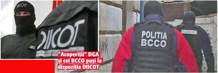 "02 03 14 DIICOT cere MAI unirea DGA cu ""Crima Organizata""!"