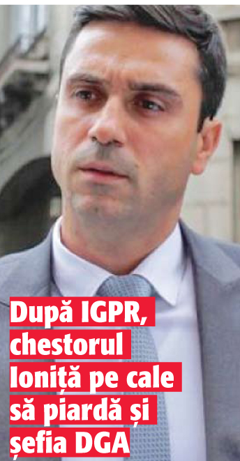"02 0dfd3 DIICOT cere MAI unirea DGA cu ""Crima Organizata""!"