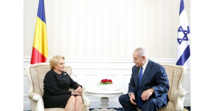1541147261big 04 resize 720x375 Dancila, discutii cu premierul israelian Netanyahu