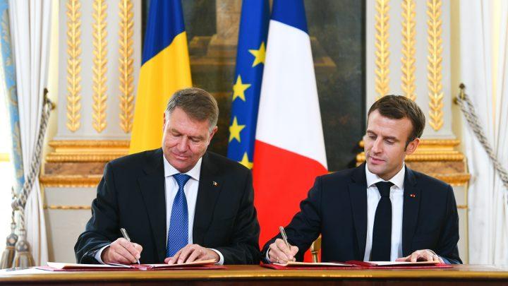 1543331300original paris   27 nov 2018 p2 81 720x405 Iohannis, la inaugurarea sezonului Romania – Franta: Promovand dialogul cultural, aparam o Europa a valorilor si a libertatii, in detrimentul urii si populismului