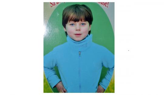18 11 06 10 29 56big minora Fetita de 7 ani, disparuta dupa ce a plecat catre un cimitir, sa primeasca de pomana