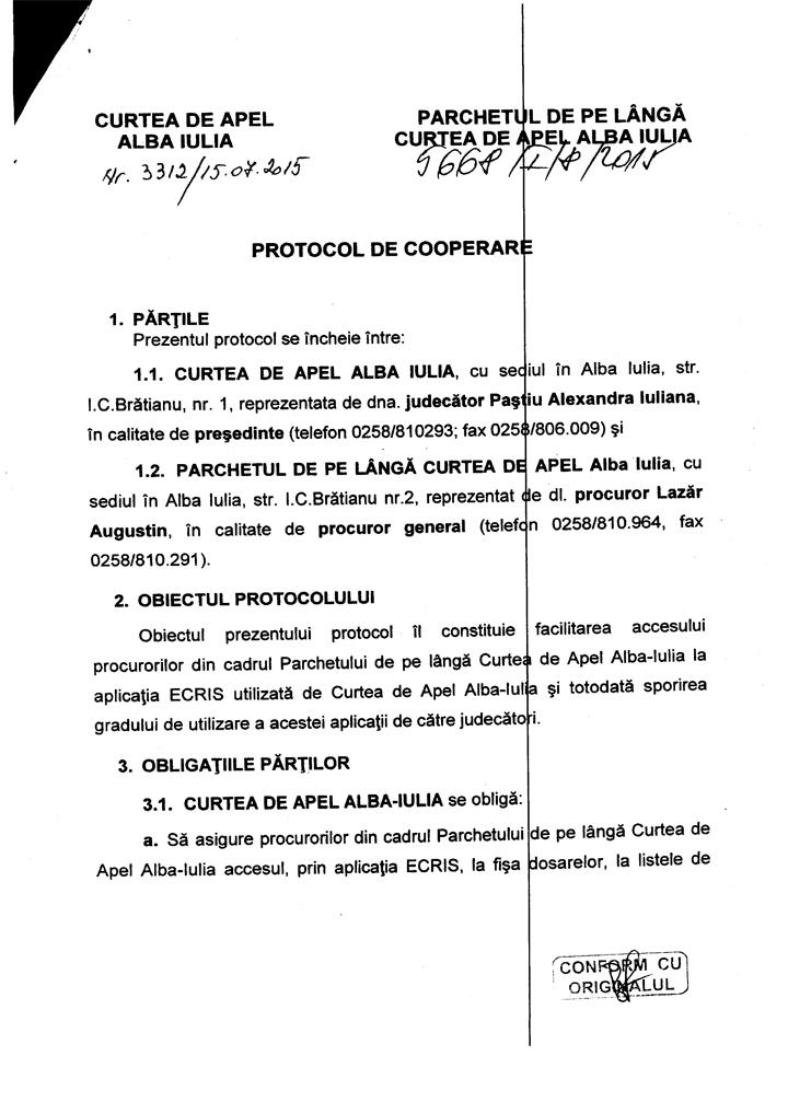 CAP SITE copy DOCUMENT. Lazar, protocol cu judecatorii!