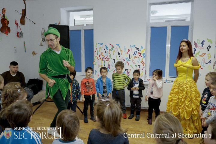 """Caravana copilariei 1 720x480 """"Caravana copilariei"""" a pornit in sectorul 1: ateliere de creatie atractive pentru copii"""