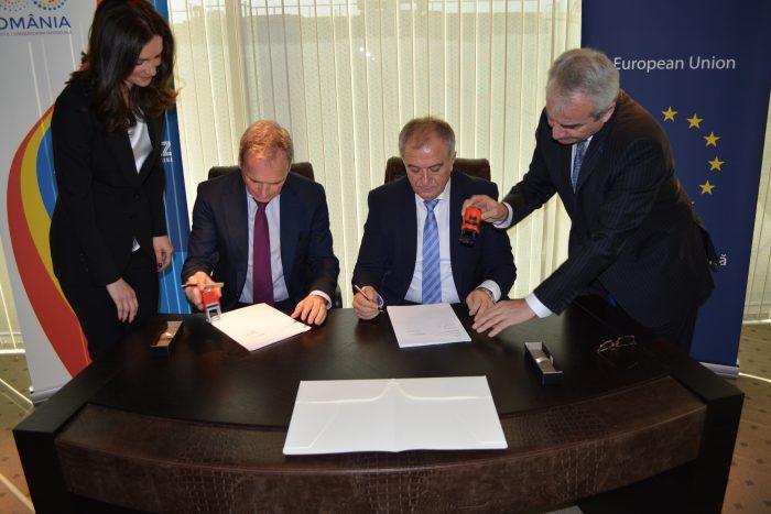 DSC 1259 700x467 Black Sea Oil & Gas si Transgaz au semnat contract pe 15 ani pentru transportul gazelor din Marea Neagra