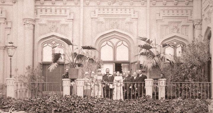 Foto Franz Duschek BAR pe terasa 720x383 Casa Librecht și secretele istoriei sale (I)