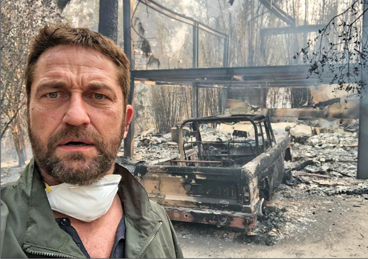 Gerald California, un paradis devenit iad