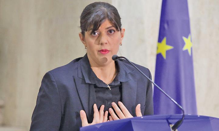Laura Codruta Kovesi CSM a decis: Kovesi, inapoi in provincie