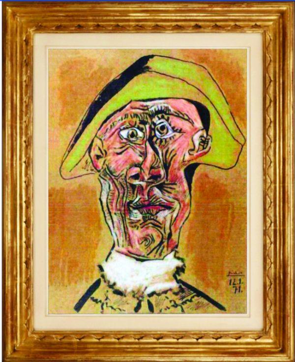 """Untitled 1 7 Un """"Picasso"""", furat in urma cu 6 ani, a fost gasit in Romania"""