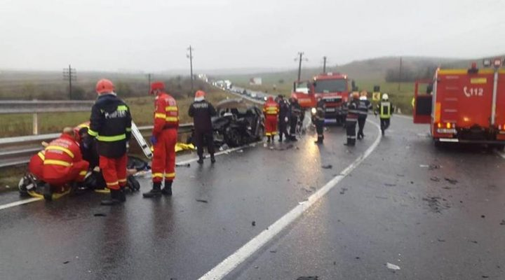accident bihor 720x400 Doi oameni au murit intr un grav accident pe DN19, in Bihor