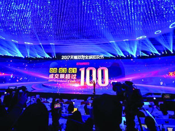 alibaba 2 Vanzari record la Black Friday ul chinezesc