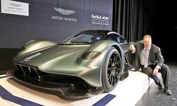 aston martin Aston Martin: bogatii devin mai bogati