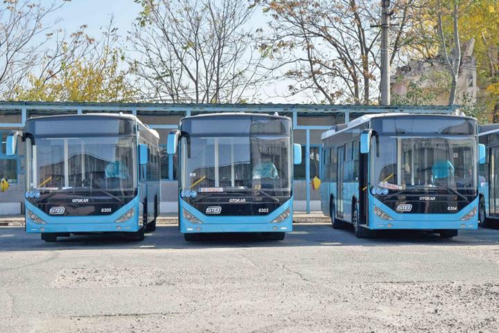 autobuze Autobuze cu USB in Bucuresti