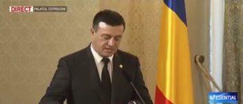 badalau 350x150 Sapte ministri au depus juramantul la Cotroceni