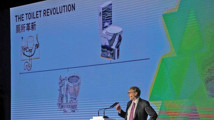 bill gates 2 Bill Gates scoate bani si din rahat