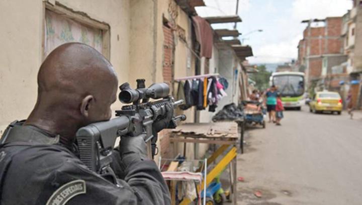brazilia Brazilia trimite lunetisti pe strazi