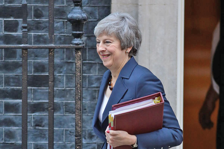 brexit 2 Unda verde proiectului de acord pentru Brexit