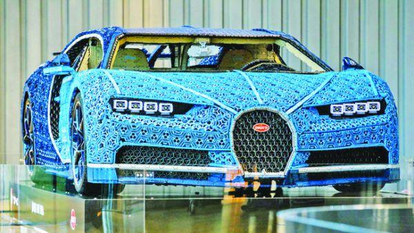 bugatti 3 Bugatti din Lego