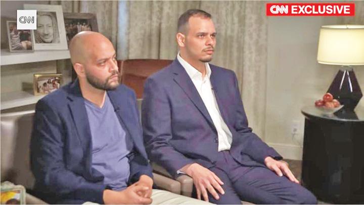 copii jurnalist Curatatori de probe dupa uciderea  lui Jamal Khashoggi